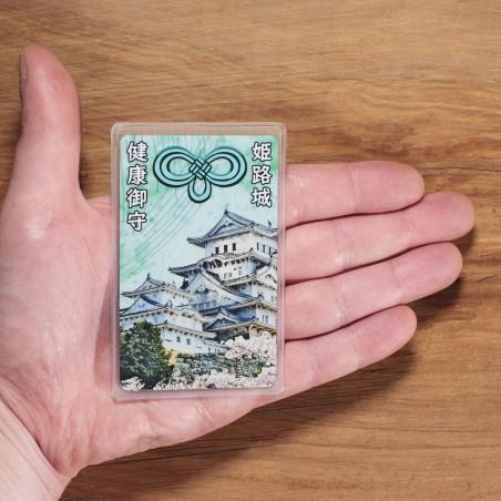 Salute (2) * Omamori benedetto da monaci, Kyoto * Per portafoglio