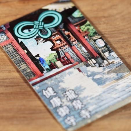 Salud (26) * Omamori bendecido por monjes, Kyoto * Para billetera