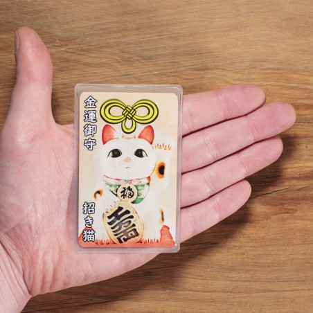 Money (9) * Omamori blessed by monks, Kyoto * For wallet