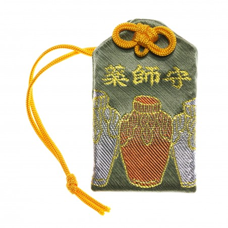 Health Omamori (4) * Kōfuku-ji, Nara