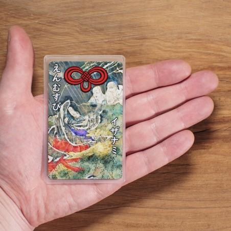 Amour (13) * Omamori béni par les moines, Kyoto * Pour portefeuille