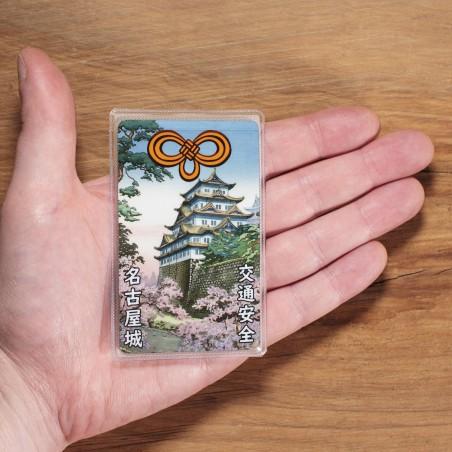 Tráfico (19) * Omamori bendecido por monjes, Kyoto * Para billetera