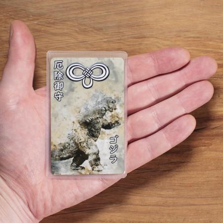 Protection (3) * Omamori béni par les moines, Kyoto * Pour portefeuille