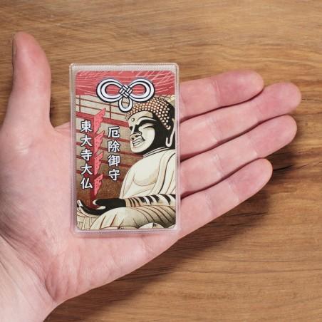 Protezione (24) * Omamori benedetto da monaci, Kyoto * Per portafoglio