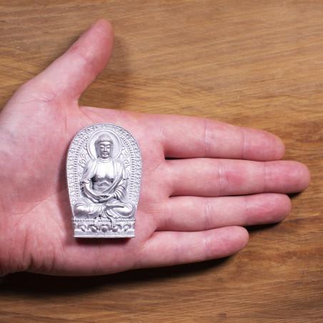 Salute (2b) * Omamori benedetto da monaci, Kyoto * Con divinità