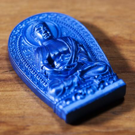 Santé (2c) * Omamori béni par les moines, Kyoto * Avec divinité