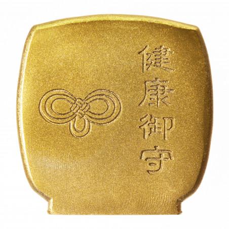 Salud (3c) * Omamori bendecido por monjes, Kyoto * Con deidad
