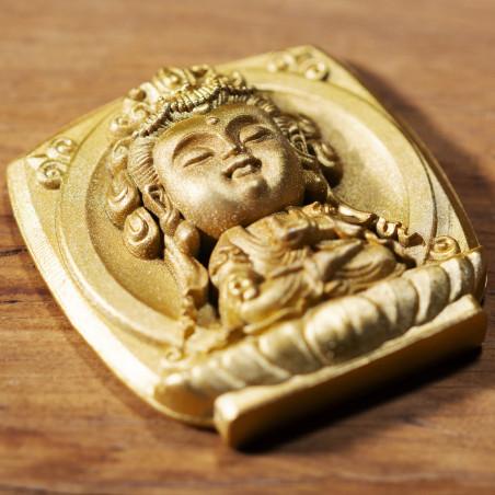 Santé (3c) * Omamori béni par les moines, Kyoto * Avec divinité