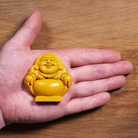 Salute (4b) * Omamori benedetto da monaci, Kyoto * Con divinità
