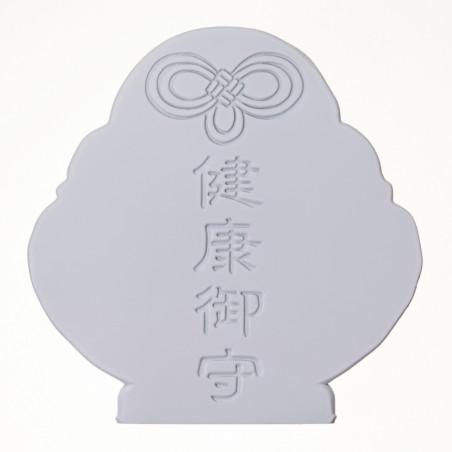 Salute (4c) * Omamori benedetto da monaci, Kyoto * Con divinità