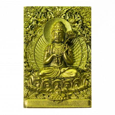 Santé (5a) * Omamori béni par les moines, Kyoto * Avec divinité