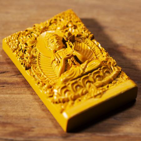 Santé (5b) * Omamori béni par les moines, Kyoto * Avec divinité