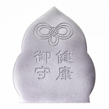 Salute (8a) * Omamori benedetto da monaci, Kyoto * Con divinità