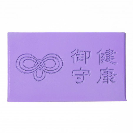 Salud (9b) * Omamori bendecido por monjes, Kyoto * Con deidad