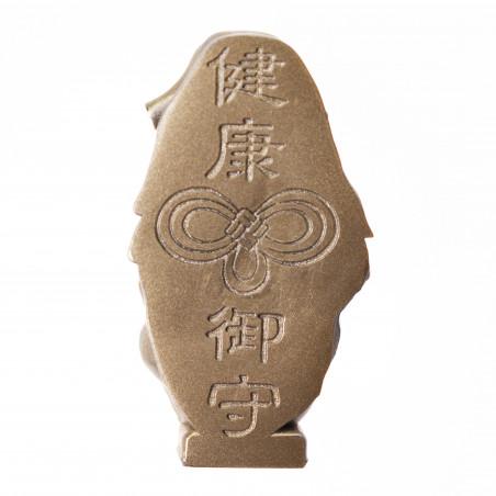 Salud (10a) * Omamori bendecido por monjes, Kyoto * Con deidad