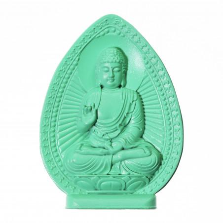 Dinero (1b) * Omamori bendecido por monjes, Kyoto * Con deidad