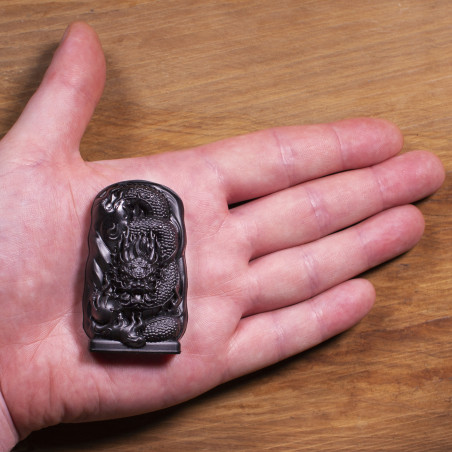 Soldi (2a) * Omamori benedetto da monaci, Kyoto * Con divinità