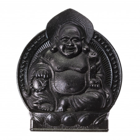 Dinero (7c) * Omamori bendecido por monjes, Kyoto * Con deidad