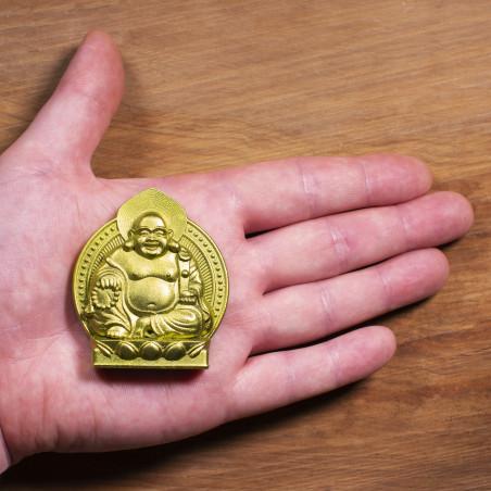 Argent (7d) * Omamori béni par les moines, Kyoto * Avec divinité