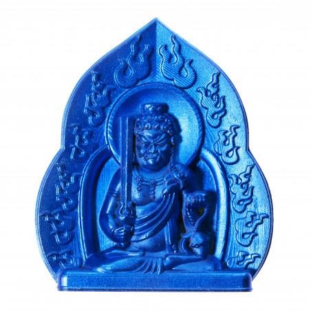 Dinero (8a) * Omamori bendecido por monjes, Kyoto * Con deidad