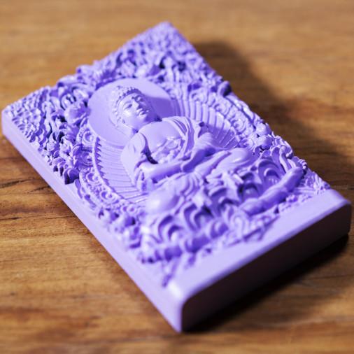 Amore (3a) * Omamori benedetto da monaci, Kyoto * Con divinità