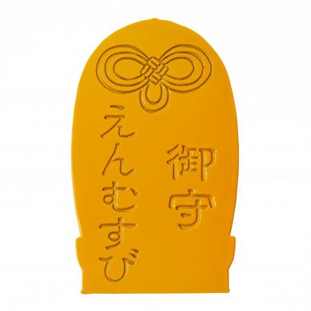 Amore (5c) * Omamori benedetto da monaci, Kyoto * Con divinità