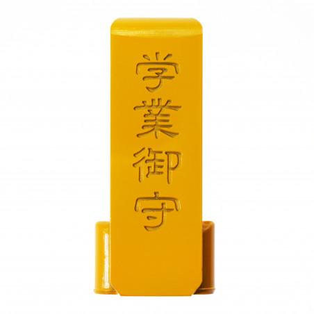 Scuola (5b) * Omamori benedetto da monaci, Kyoto * Con divinità