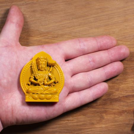 Desiderio (6b) * Omamori benedetto da monaci, Kyoto * Con divinità