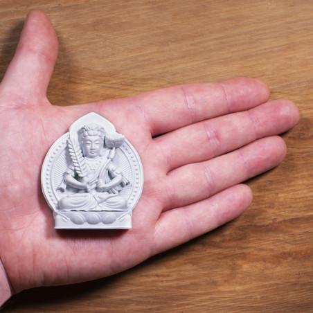 Desiderio (6c) * Omamori benedetto da monaci, Kyoto * Con divinità