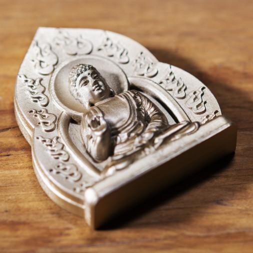 Deseo (8a) * Omamori bendecido por monjes, Kyoto * Con deidad