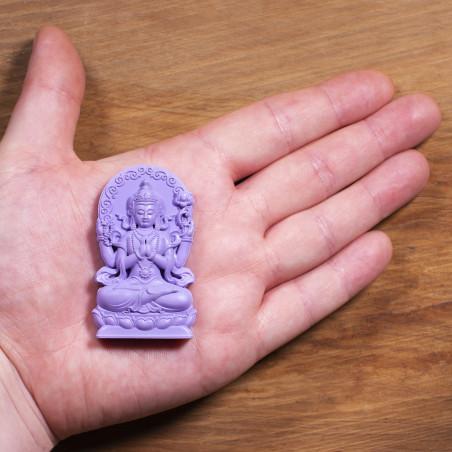 Trafic (1a) * Omamori béni par les moines, Kyoto * Avec divinité