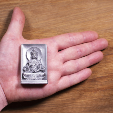 Trafic (4c) * Omamori béni par les moines, Kyoto * Avec divinité