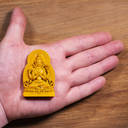 Traffic (10a) * Omamori blessed by monks, Kyoto * With deity