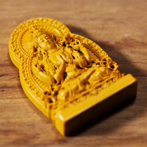 Trafic (10a) * Omamori béni par les moines, Kyoto * Avec divinité