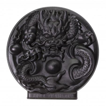 Protección (1c) * Omamori bendecido por monjes, Kyoto * Con deidad