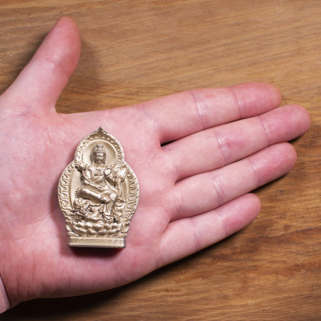 Protezione (3a) * Omamori benedetto da monaci, Kyoto * Con divinità