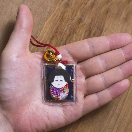 Santé Omamori (2) * Yasaka-jinja, Kyoto