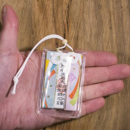 Traffico Omamori (1) * Kennin-ji (Zenkyo-an), Kyoto