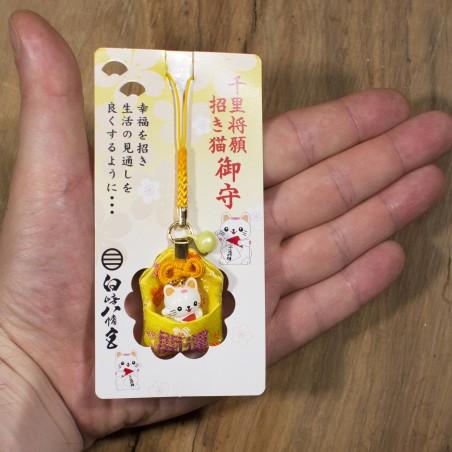 Desire Omamori (1) * Shirasaki-hachimangu, Yamaguchi