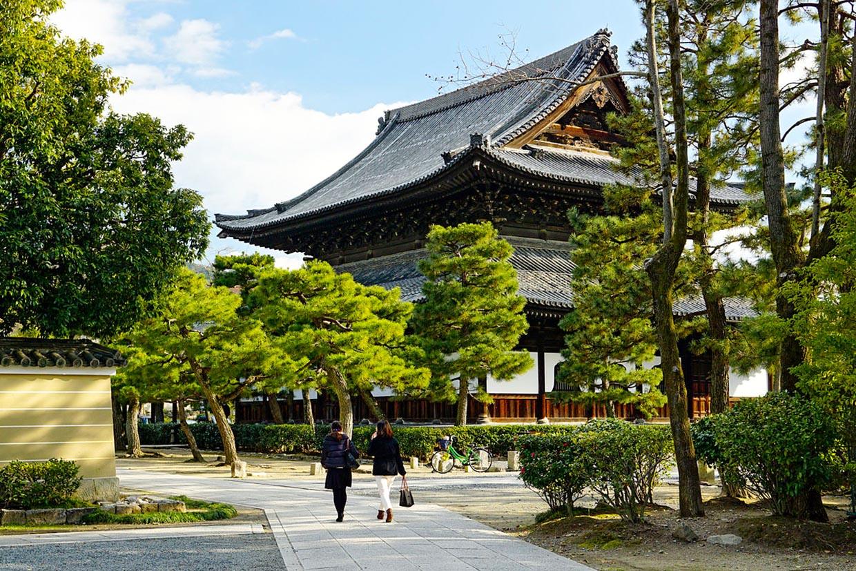 Kennin-ji (Zenkyo-an)